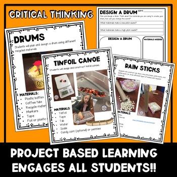 Thanksgiving STEM Challenges (November) K-2