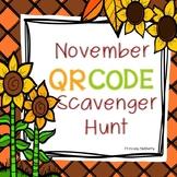November Scavenger Hunt