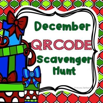 December Scavenger Hunt