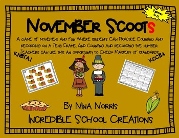 November Scoot!