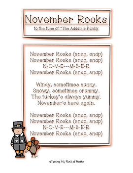 November Song