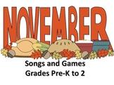 November Songs and Games