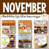 November: Speech and Language Therapy Bundle