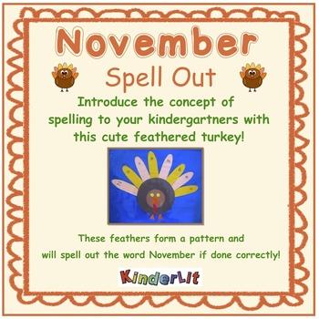 November Spell Out