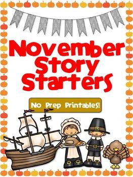 November Story Starters
