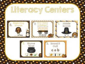 November Technology Centers