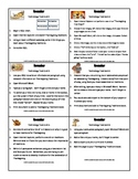 November Technology Task Cards PDF version