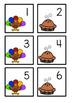 November (Thanksgiving) Calendar Cards