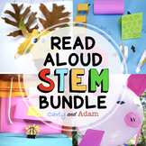 November Thanksgiving READ ALOUD STEM™ Activities and Chal
