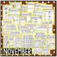 November Thanksgiving Second Grade Math and Literacy NO PR