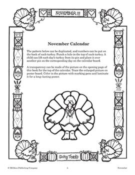 November Thanksgiving in America