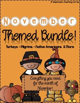 November Themed Bundle