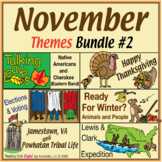 November Themes Puzzle Bundle #2