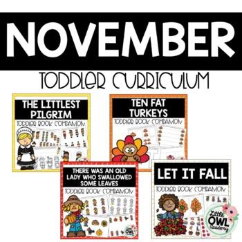 November Toddler Curriculum