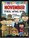 November Trace Write Draw