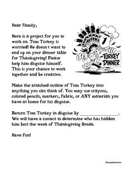 November Turkey Contest