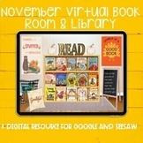 November Virtual Book Room/Digital Library