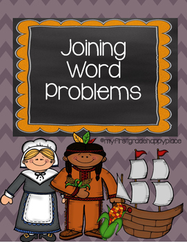 November Word Problems That Encourage Math Talk