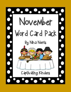 November Words
