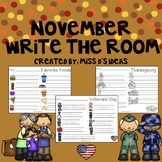 November Write the Room