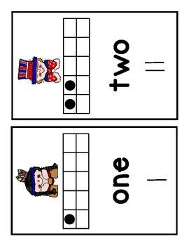 November Write the Room Math