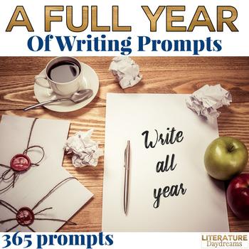 Creative Writing Calendars Growing Bundle