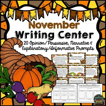 November Writing Center