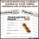 November Writing Activity: Brainstorming Organizer and List Making Paper