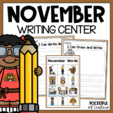 November Writing Center