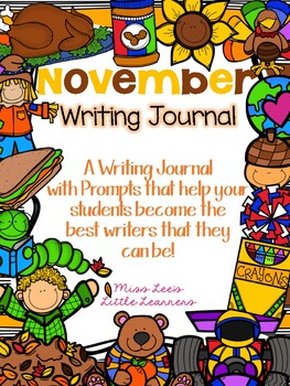 November Writing Journal