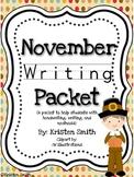 November Writing Packet