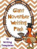 November Writing & Poetry Pack