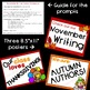 November/Thanksgiving Writing Prompts *30 prompts!*