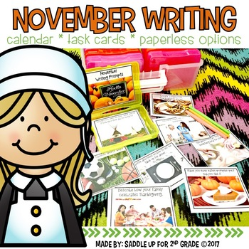 November Photo Writing Prompts