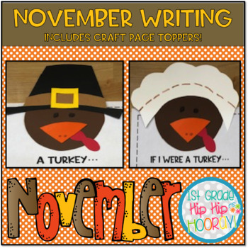 November Writing with Page Toppers