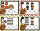 November addition task cards