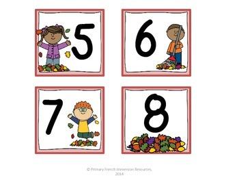 November calendar squares