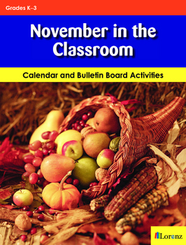 November in the Classroom