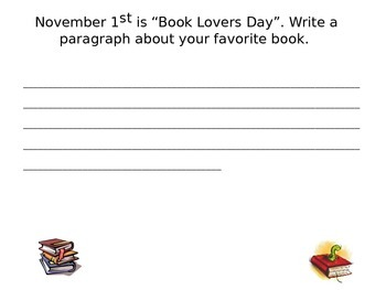 November writing prompts based on Important dates in November-Thanksgiving, etc.