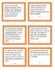 November/Thanksgiving Themed Math Task Cards