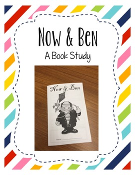 Now & Ben: A Book Study  Booklet