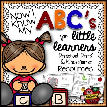 Alphabet Activity Pages