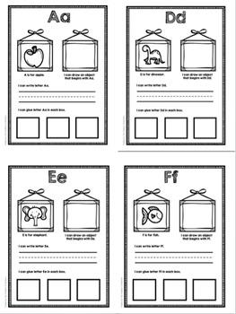 Alphabet Book: Now I Know My ABC's!