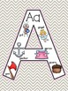 Now I know my ABCs {Alphabet Posters}
