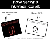 Now Serving Number...