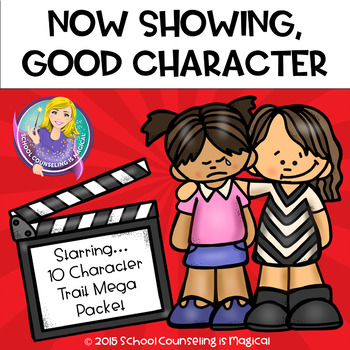 Now Showing...Good Character (Movie Themed Mega-Packet)