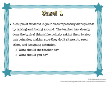 Discussion Starters Pack Writing Prompts for Middle and High School