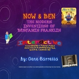 Now and Ben Interactive Vocabulary Power Point (Journeys Series)