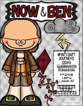 Now and Ben (Journeys 2nd Grade - Supplemental Materials)