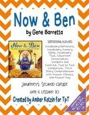Now and Ben Supplemental Activities 2nd Grade Journeys Unit 6, Lesson 30